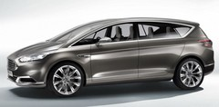 Ford S-Max Concept : toujours sexy
