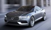 Volvo Concept Coupé : un avant goût du futur de la marque
