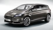Ford S-Max Concept 2013 : il reste le plus sportif de tous