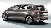 Ford S-Max Concept : la génération 2 !