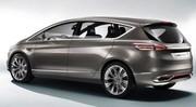 Ford S-Max Concept : style et santé