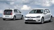 Volkswagen e-Golf : l'anti-Leaf