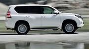 Le Toyota Land Cruiser restylé ne finasse pas