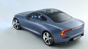 Volvo: Le nouveau concept coupé, la P1800 du futur