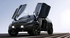 Kia Niro Concept 2013 : le crossover déploie ses ailes avant Francfort