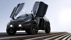 Kia Niro Concept : LE crossover