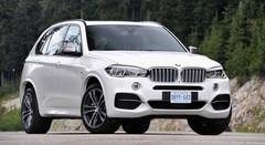 BMW X5 M50d : Chaudière de compèt' !