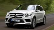 Future Mercedes GLK : Place aux courbes