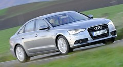Audi A6 Ultra : Feutrée mais sobre