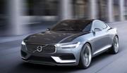 Le Volvo Coupé Concept inaugure une nouvelle signature visuelle pour Volvo