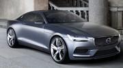 Volvo Concept C Coupe : subtile référence au coupé P1800
