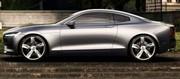 Volvo Coupé : la nouvelle voiture du Saint