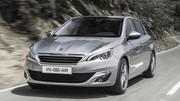 Peugeot 308 1.6 Blue HDi 120 : Marée bleue