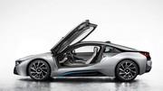 i8: Les deux premières photos de la BMW hybride