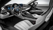 BMW i8 : fuite de photos officielles et premier teaser vidéo