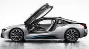 BMW i8 2013 : premières photos officielles en fuite