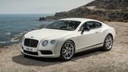 Bentley Continental GT V8 S 2014 : S pour Supplément de 21 chevaux