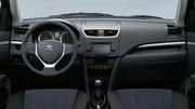 Suzuki Swift restylée: à partir de 11790 euros