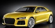 Audi Sport Quattro concept hybride rechargeable
