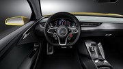 Audi Sport quattro concept : 700 ch en cadeau d'anniversaire