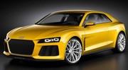 Audi Sport Quattro Concept : 700 chevaux écolos !