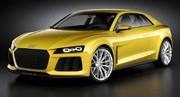 Concept Audi Sport Quattro : l'anti M4