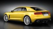Audi Quattro Concept : 700 ch pour la future RS5 ?