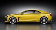 Audi Sport Quattro Concept 2013 : un monstre de 700 chevaux
