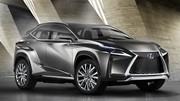 Lexus LF-NX : Idées tranchantes
