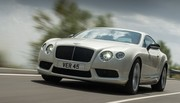 Bentley Continental GT et GTC V8 S