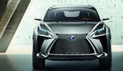 Lexus LF-NX : il Evoque un futur crossover