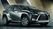 Lexus LF-NX : Un SUV compact audacieux pour la marque nippone
