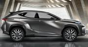 Lexus sombre dans la névrose
