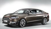 Ford Mondeo Vignale : Adepte du cuir et du chrome