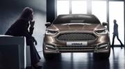 Ford Mondeo Vignale Concept : Le haut de gamme sur-mesure