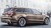 Ford Mondeo Vignale Concept 2013 : future finition haut de gamme