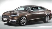 Ford Mondeo Vignale Concept : le futur haut de gamme Ford