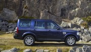 Land Rover Discovery : une nouvelle face avant
