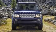 Land Rover : un Discovery rafraîchi et plus économe pour 2014