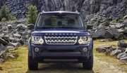 Land Rover Discovery : Museau repoudré !