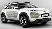 Citroën Cactus : les photos et les premières infos