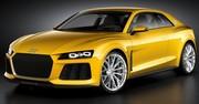 Audi Sport Quattro : barrer la route à la BMW M4