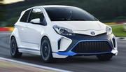 Toyota Yaris Hybrid-R Concept 2013 : la pépite de 420 ch révélée