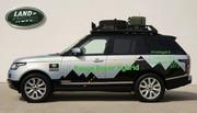 Un Range Rover Hybride chez Land Rover
