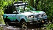 Range Rover Hybrid : Régime à l'envers