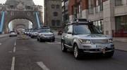 Range Rover Hybrid : au gazole et à l'électricité