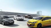 Renault Mégane restylée : Adaptation cosmétique
