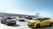 La Renault Mégane joliment restylée