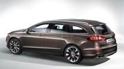 Le luxe Ford avec le concept Mondeo Vignale