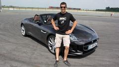 "Essai Jaguar F-Type V6S par Soheil Ayari : ""presque parfaite"""